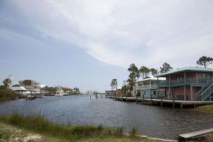 seaside home in Gulf Shores, AL