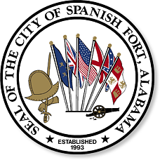 Seal of the city of Spanish Fort, AL